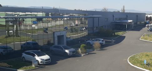 2000 Déménagement à Arnas, qui sont nos locaux actuels.