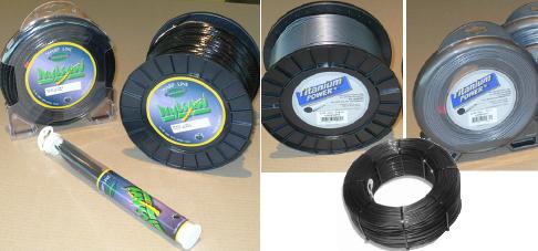 Innovations majeures avec le Nylsaw® et le fil à peau Titanium®. Création de la gamme agricole ISL®.