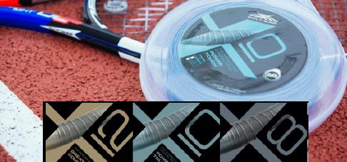 2014 Lancement de notre gamme de cordages de tennis DUAL DYNAMICS®